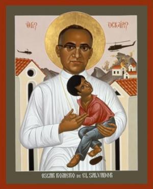 Oscar Romero of El Salvador