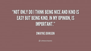 Quotes About Not Being Nice