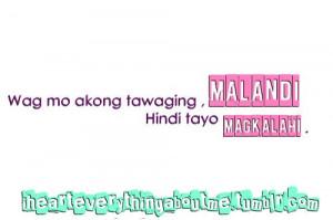 malandi #wag #Qoutes #tagalog #tagalogqoutes #tama #banatsamalalandi