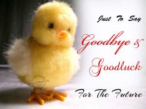 Saying Goodbye Quotes HD Wallpaper 7