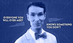 ... Quotes from the Guy Who Taught Us That Science is Actually Pretty Cool
