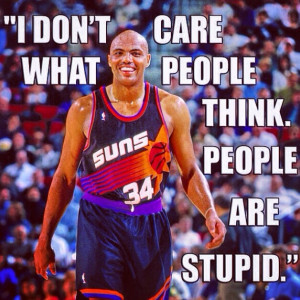 Charles Barkley Quotes | Best Basketball Quotes