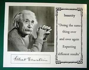 ... Einstein Quote Insanity . Albert Einstein Quotes Insanity Citation