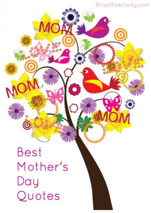 Quotes Pictures list for: Best Mothers Day Quotes