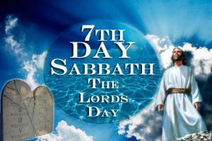 have a happy sabbath