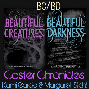 Knicker Teaser... Beautiful Creatures & Beautiful Darkness