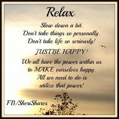 relax more inspiration life relaxation quotes life pinspir awesome ...