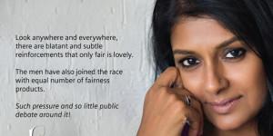 Beautiful Indian Women With Dark Skin O-dark-is-beautiful-campaign ...