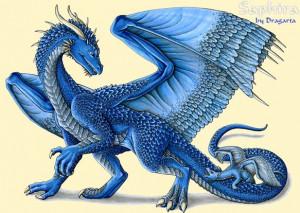 Eragon Saphira