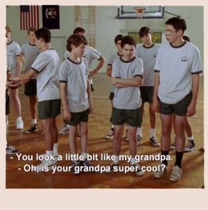 freaks and geeks: rather hangout with those guys. enough said.