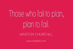 meal planning quote more plans quotes planning quotes churchill quotes ...