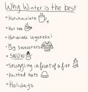 Cute Winter Quotes Tumblr
