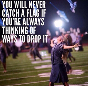 Color Guard Quotes