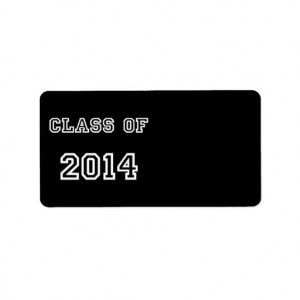 Graduating Class Of 2014 Quotes Class of 2014 - customized