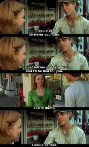 the notebook i want someone to love me like he loved ally