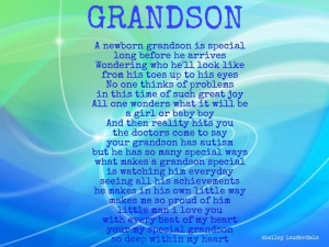 have two wonderful Grandson that I love from the moon and back