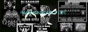 Raider Nation Facebook Cover