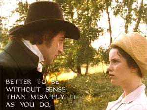 Mr. Knightly, Emma, Jane Austen Quotes