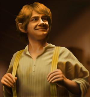 Bilbo Baggins Drawings