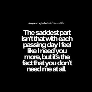 Sad Breakup Quotes And Sayings