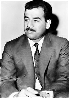 "Saddam Hussein (Iraq): ""Politics is when you say you are going to do ..."