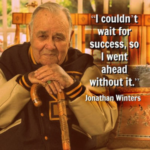 Movie Actor Quote - Jonathan Winters - Film Actor Quote # ...