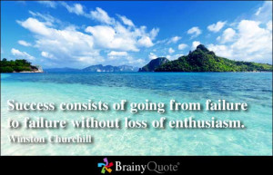 Winston Churchill Inspirational Quotes: Democracy