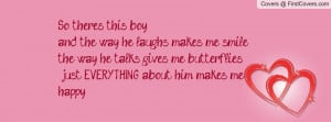 So Theres This Boy Quotes