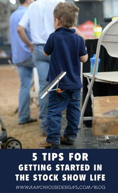 ... For Getting Started In The Stock Show Life - Ranch House Designs Blog
