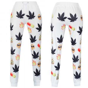 Emoji-Joggers-Trousers-leaf-emoji-pants-Women-Tracksuit-Men-Pants ...