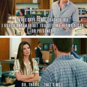 The proposal #funny #movie #quote