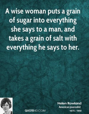 Wise Quotes About Women