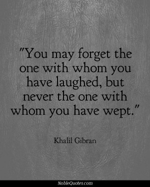 Khalil Gibran Quotes Credited