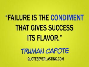 ... and failure quotes about success and failure quotes about failure