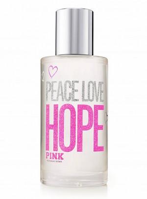 Victoria's Secret Pink Peace Love Hope Fragrance