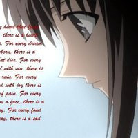 anime sad love quote photo: Anime girl anime.jpg