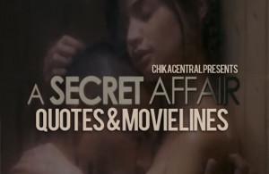 """Secret Affair"""" – Movie Quotes   Movie Lines   Famous Lines"""