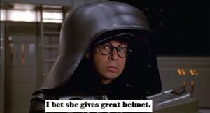 Lord Dark Helmet, Spaceballs