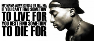 Tupac Shakur's motivational quotes 17 years after death