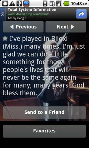 Elton John Quotes 1.0.1 screenshot 3