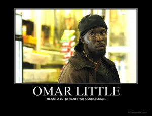 tags wire the wire omar omar little