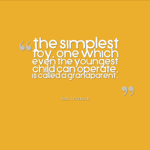 The simplest toy, one which even the youngest child can operate, is ...