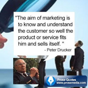 Peter Drucker Quotes Sayings Witty Culture Strategy Picture
