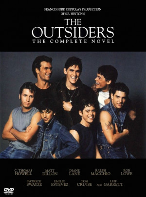 ... Great Movie, Rob Low, The Outsiders, Book, Patricks Swayze, Favorite