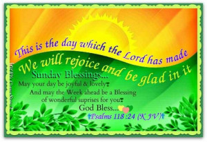 will rejoice in the Lord always!
