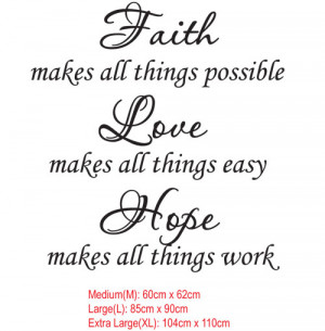 Quotes About Faith And Hope