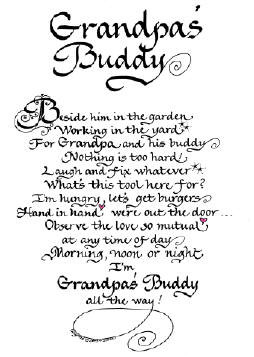 Grandma Poems From Granddaughter