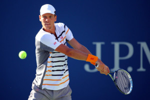 Tomas Berdych US Open 2014