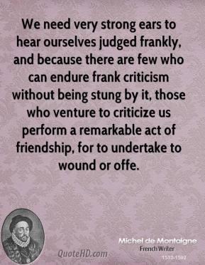 Judged Quotes