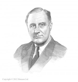 During his life Franklin D Roosevelt suffered from variousillnesses ...
